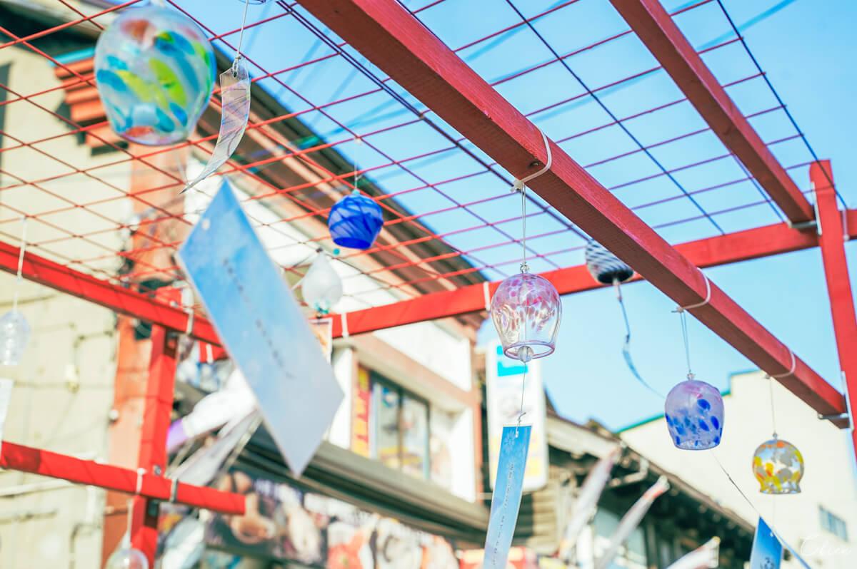 北海道小樽堺町通「浴衣風鈴祭典」體驗日本夏日風情