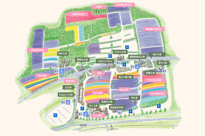 lavender北海道夏天代表景點!富良野「富田農場」薰衣草