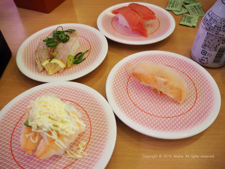 日本連鎖迴轉壽司 河童壽司