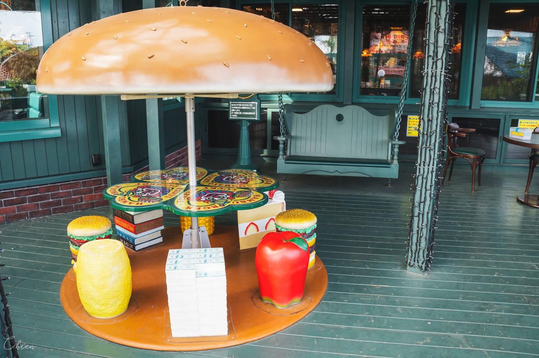 幸運小丑漢堡「峠下総本店」