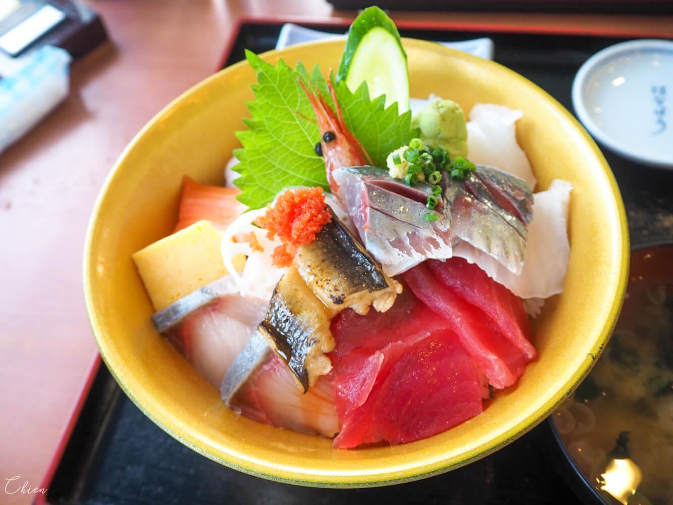 千葉「潮風王國」海鮮料理餐廳 海鮮丼