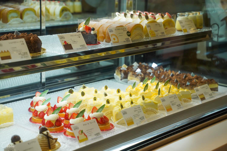 小樽 堺町通路LeTAO PATHOS 甜點蛋糕下午茶