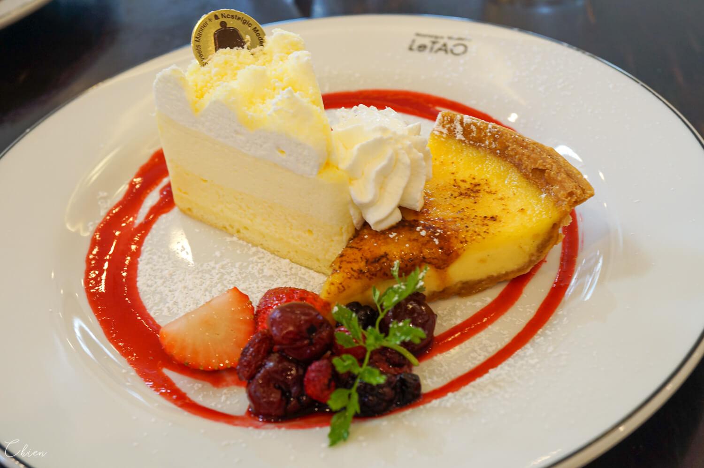 LeTAO 小樽洋菓子舗本店 奇蹟口感套餐