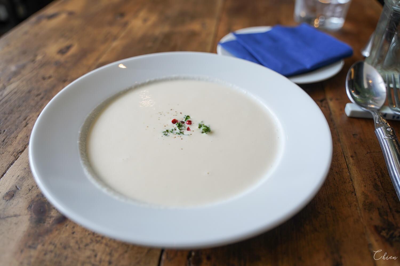 金澤自助 咖啡廳HIRAMIPAN湯品