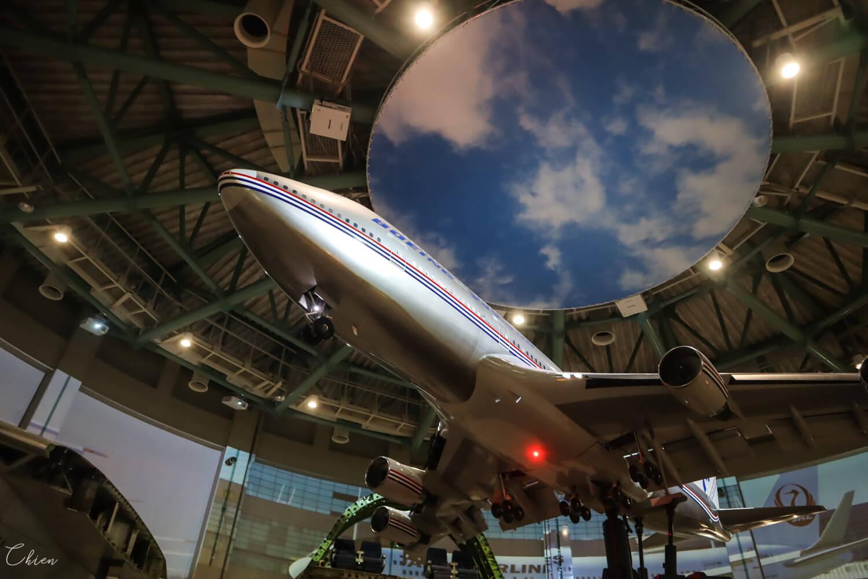 航空科學博物館「航空跳蚤市集」