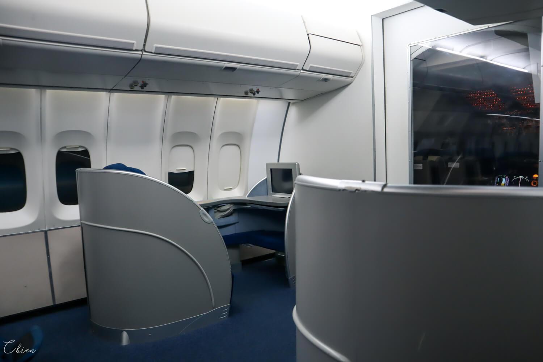 成田航空科學博物館 機艙展示