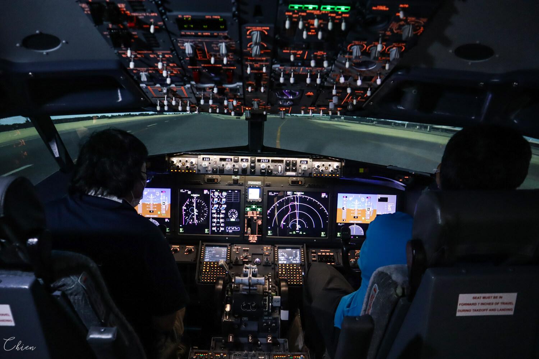 成田航空科學博物館 飛行模擬器