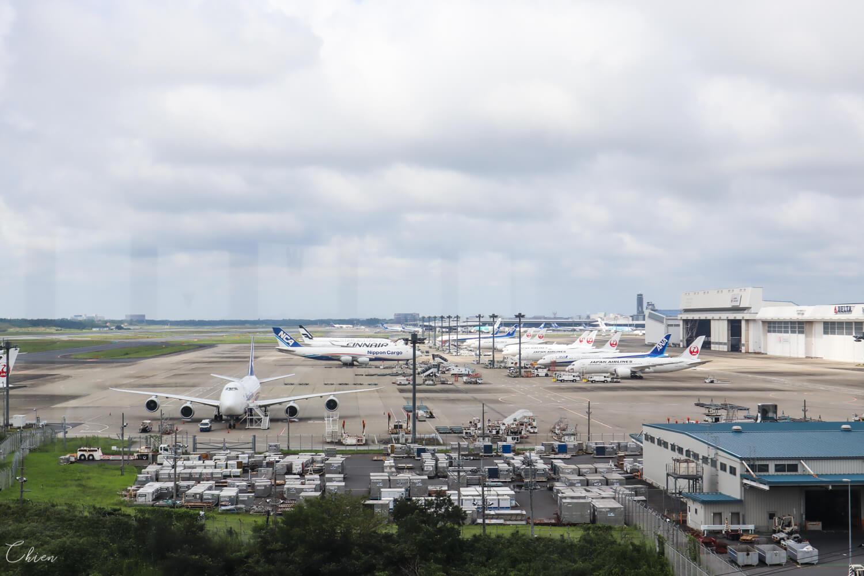 成田航空科學博物館 展望台