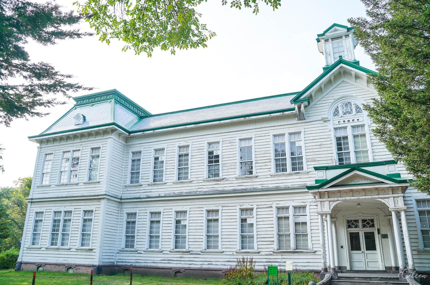 札幌北海道大學 古和講堂