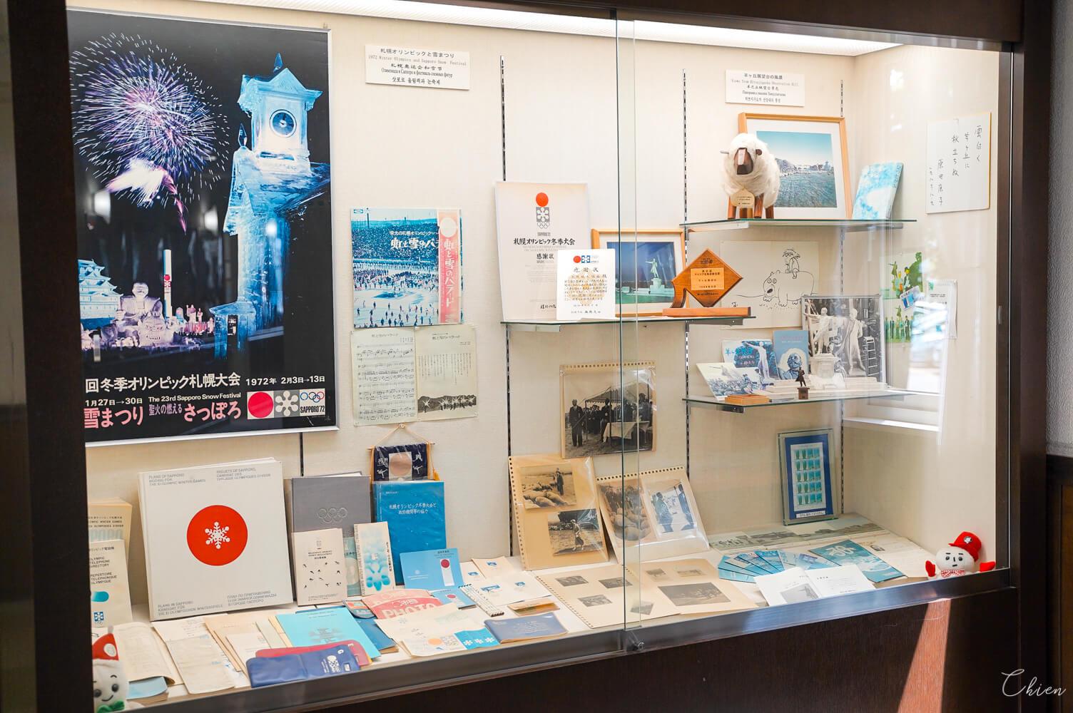 札幌冰雪節資料館 2