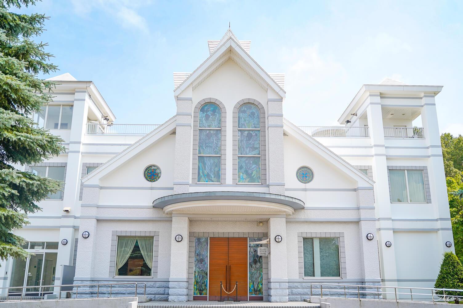 札幌羊之丘展望台 教堂