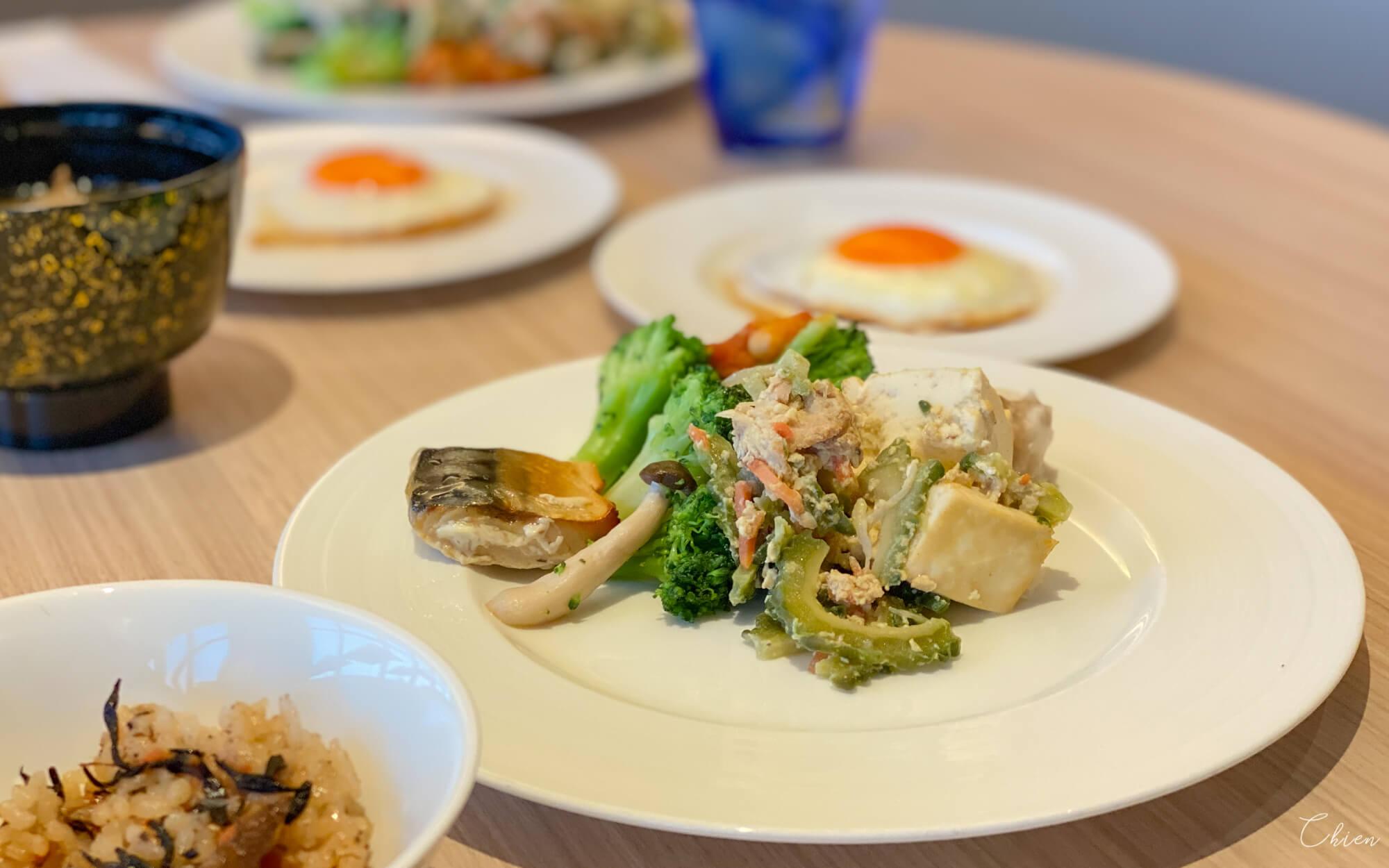 沖繩雜炒 島豆腐料理