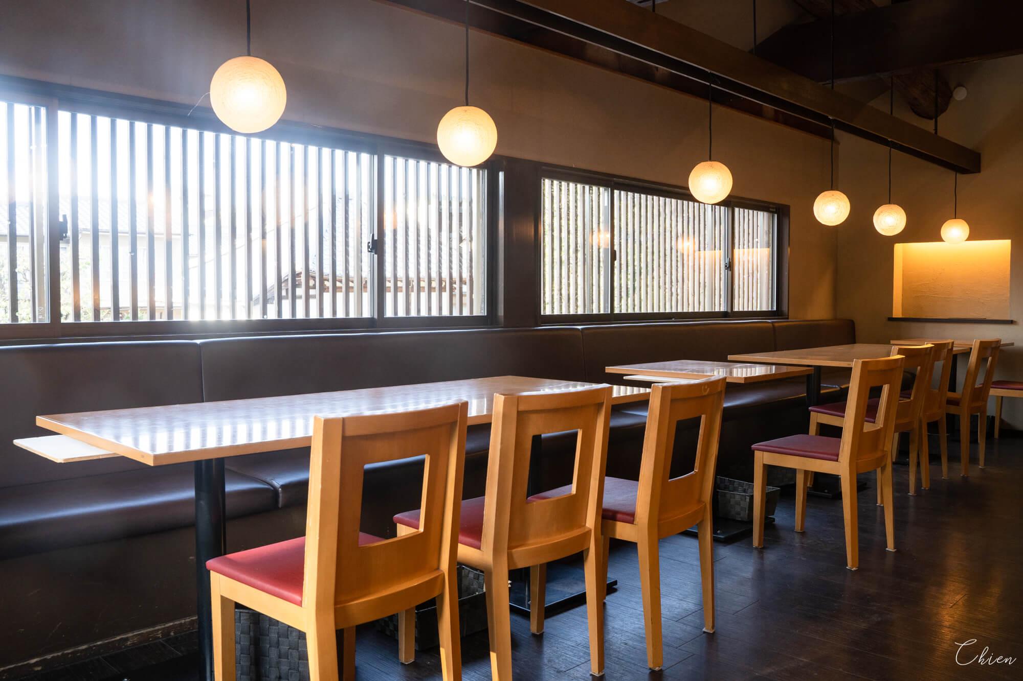 京都嵐山美食 豆皮湯葉料理「嵯峨とうふ 稲」店環境