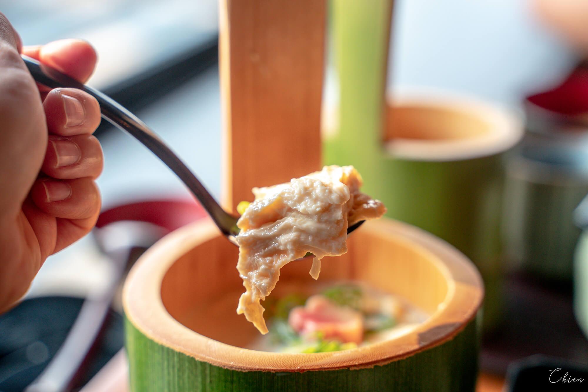 京都嵐山美食「嵯峨とうふ 稲」 湯葉