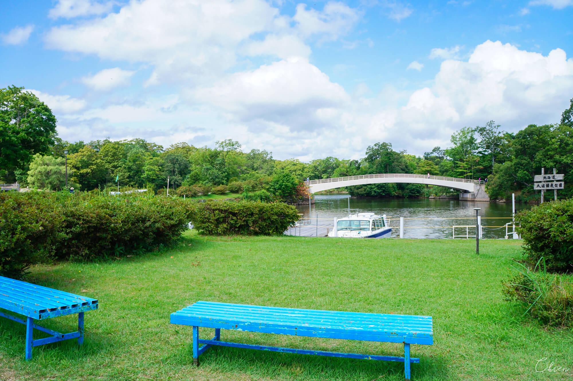 函館景點 大沼公園