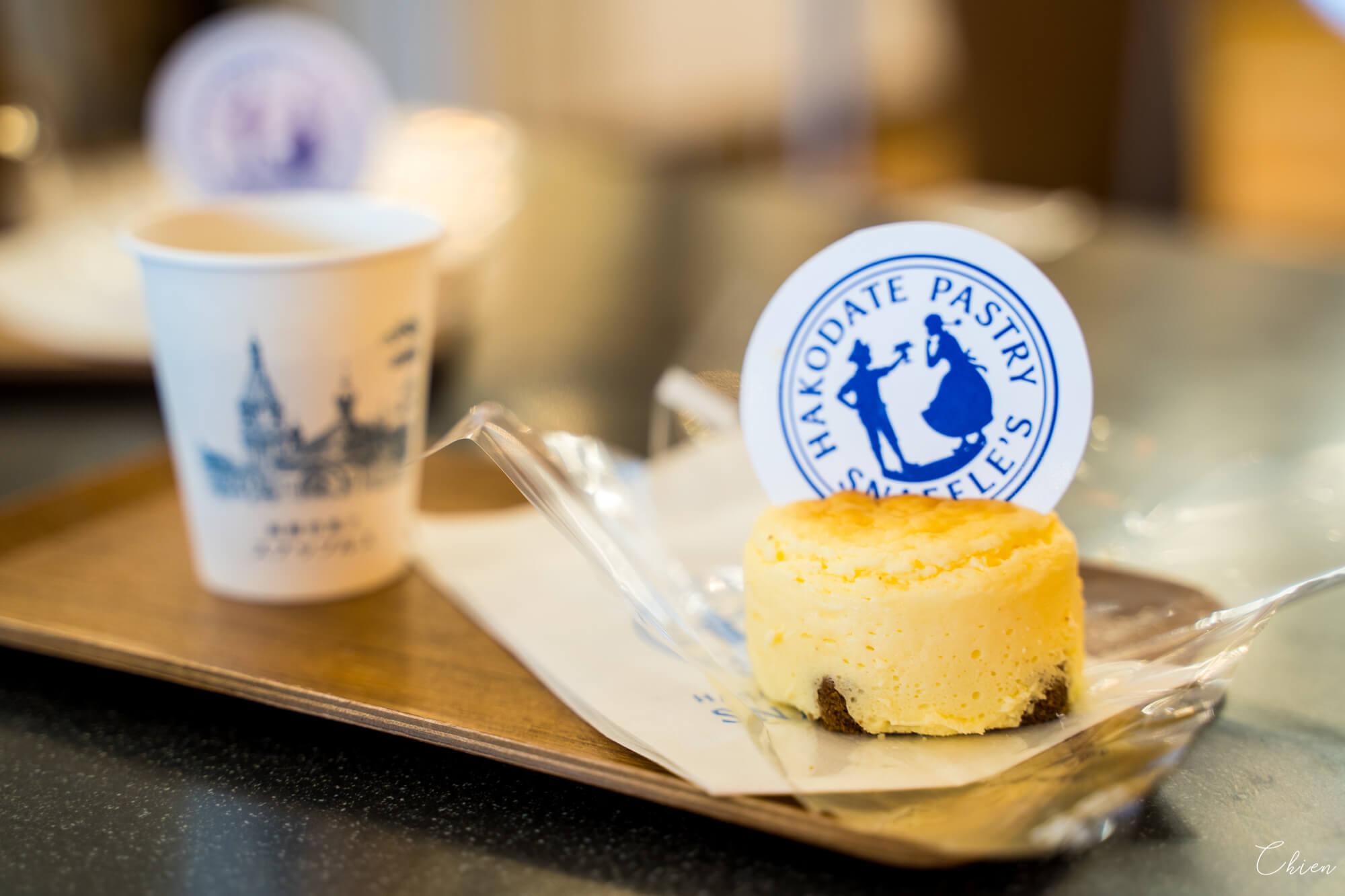 函館甜點下午茶 PASTRY SNAFFLE'S