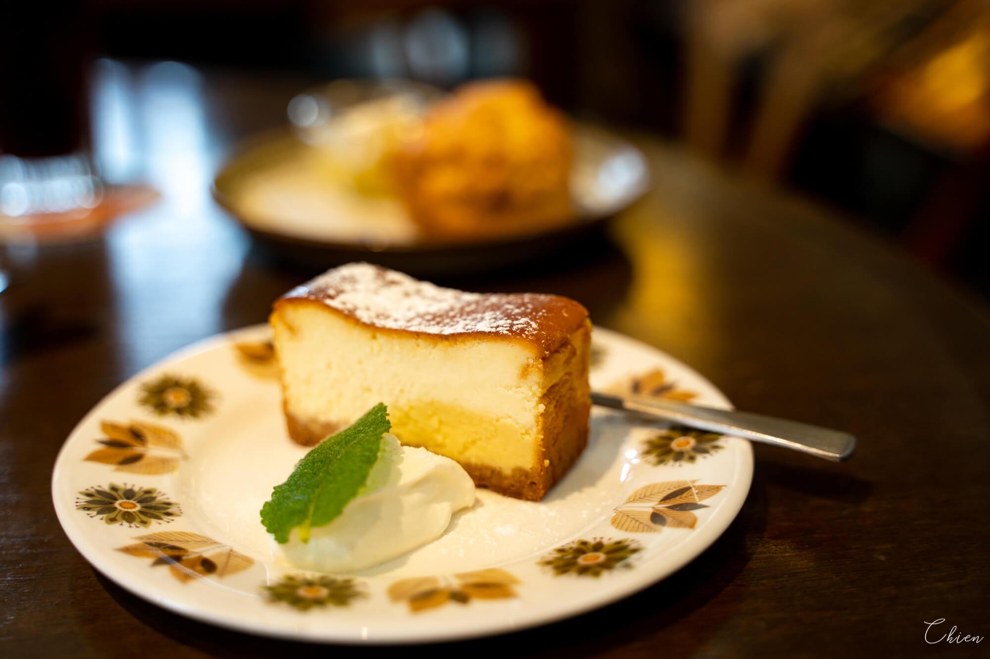 高知香川 瀨戶內海景咖啡廳 起司蛋糕
