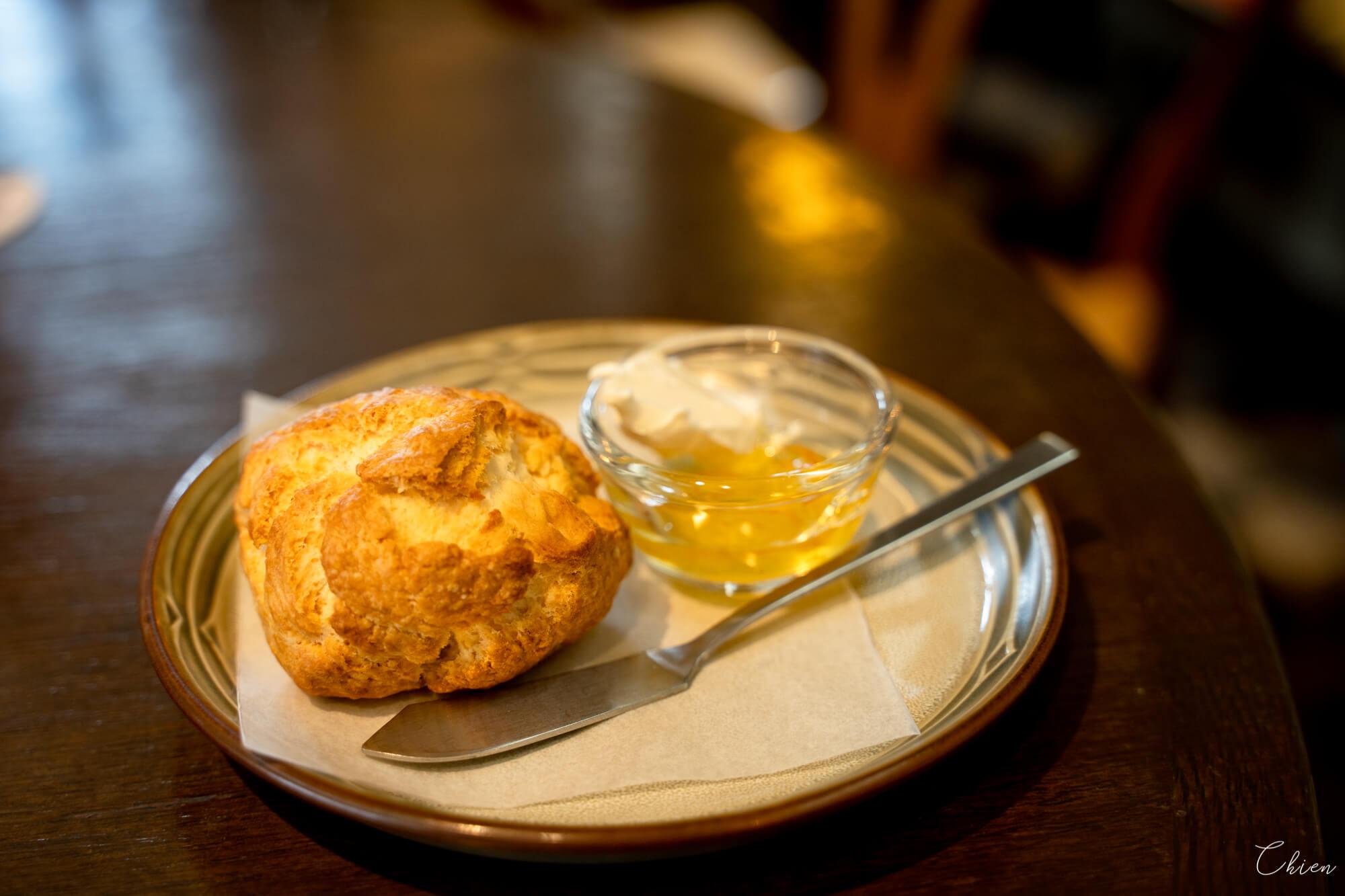 高知香川 瀨戶內海景咖啡廳 司康
