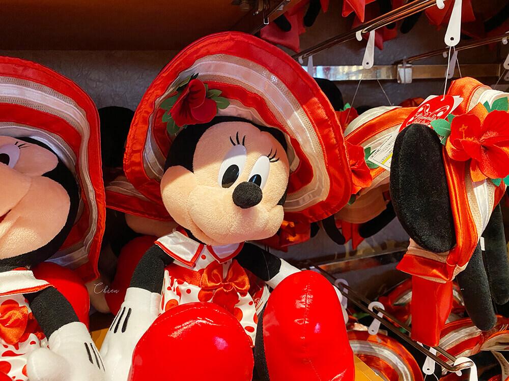 東京迪士尼樂園 米妮時尚工作室娃娃