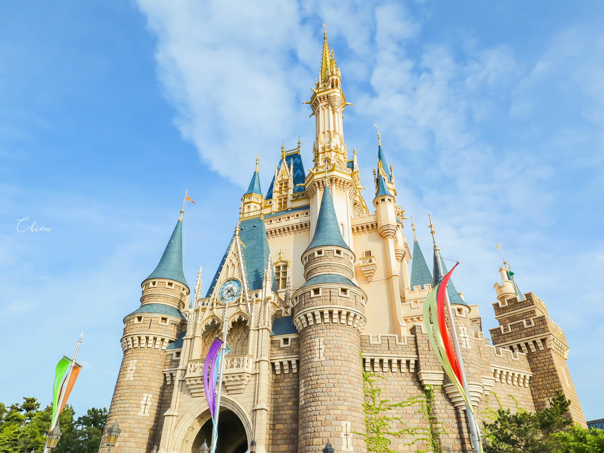 迪士尼樂園 城堡
