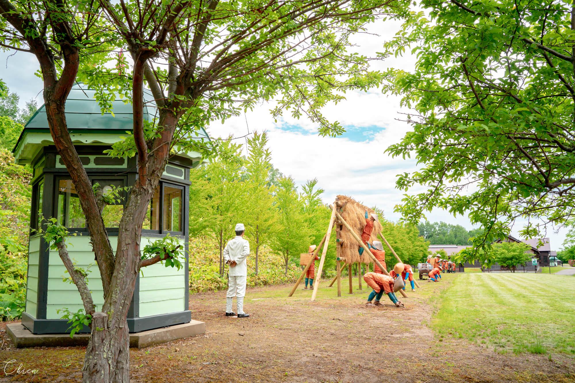北海道道東旅行「網走監獄博物館」景點