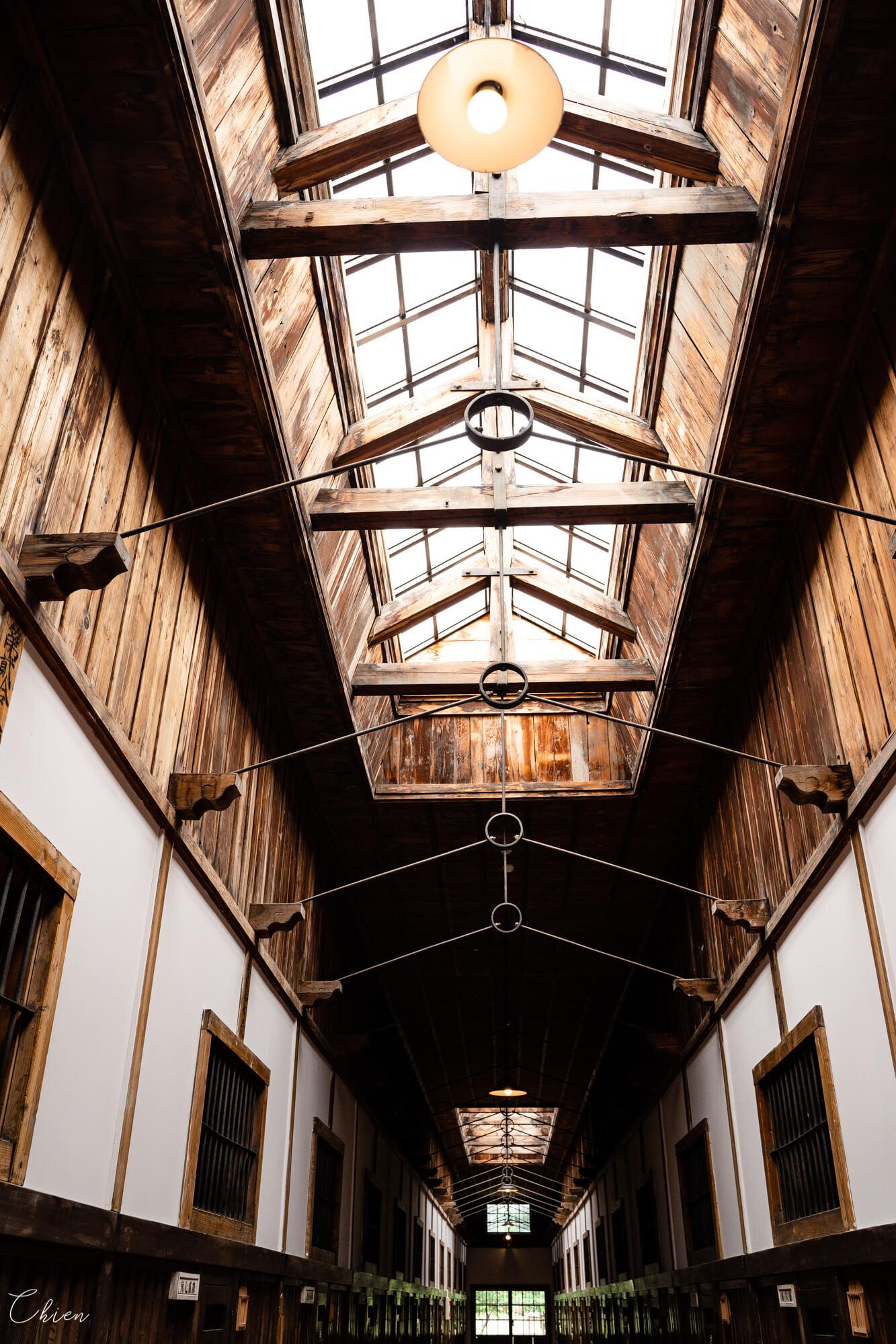 北海道道東旅行「網走監獄博物館」建築巡禮