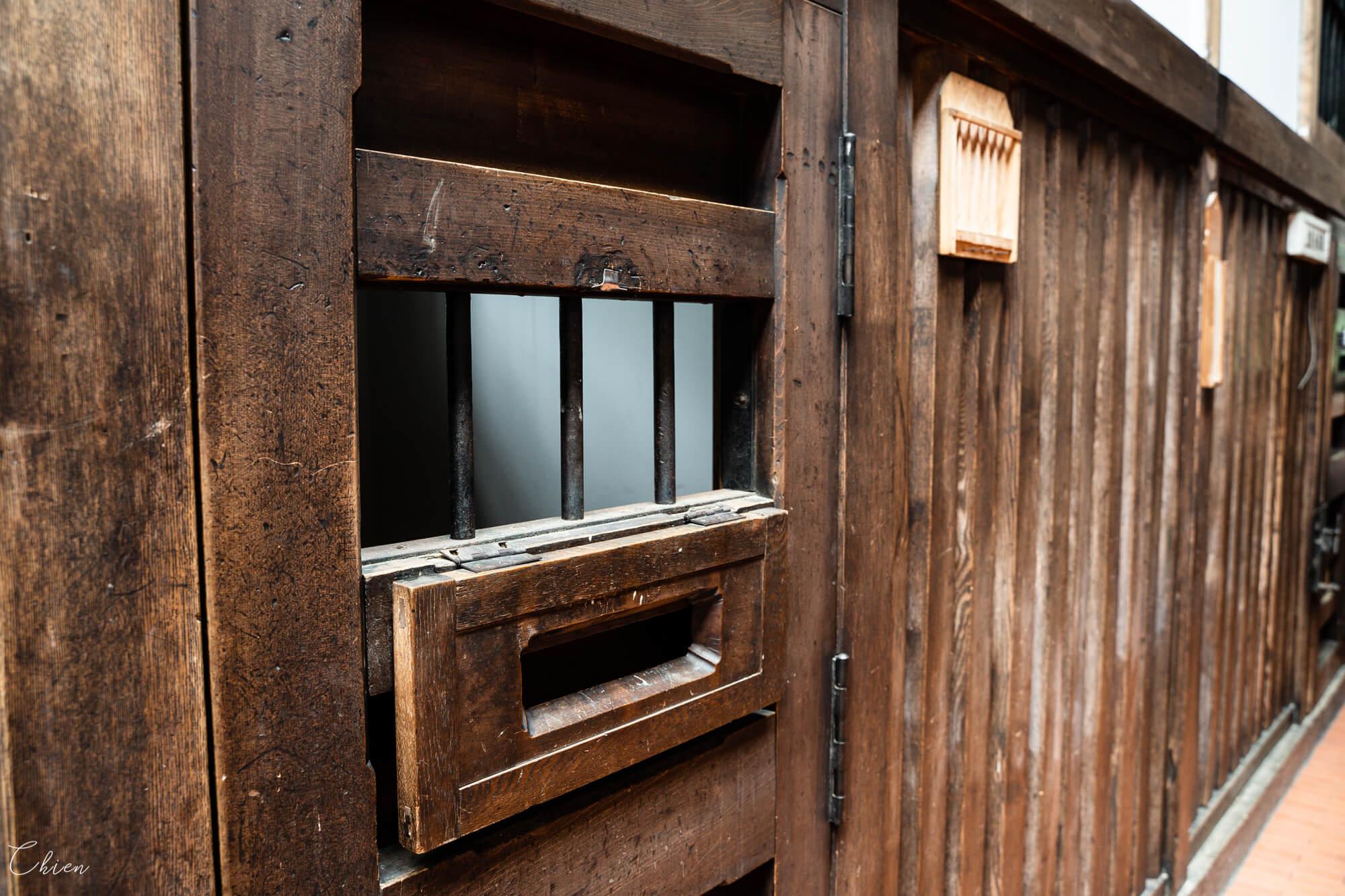 特別的建築巡禮 北海道「網走監獄博物館」牢房
