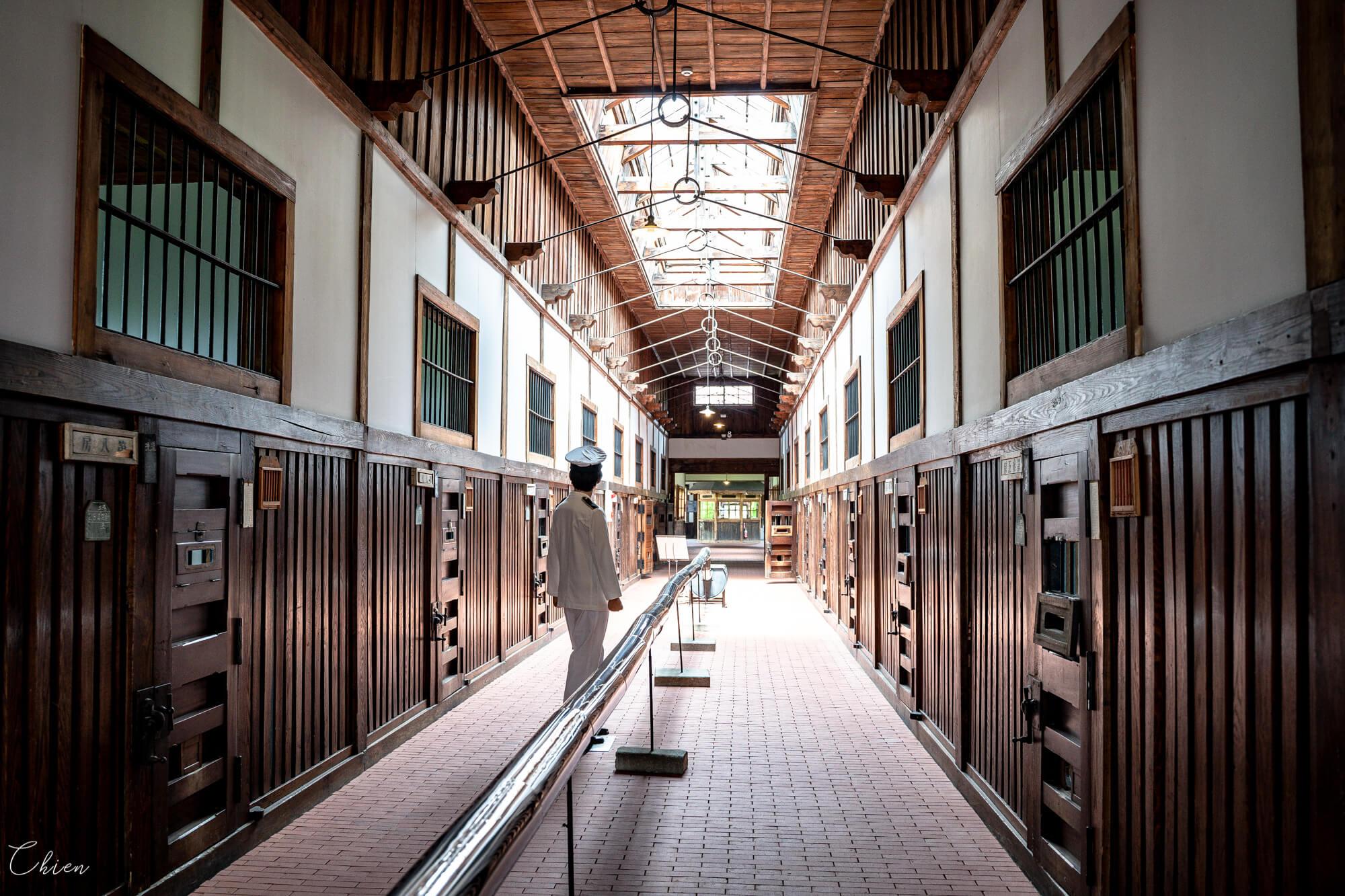 特別的建築巡禮 北海道「網走監獄博物館」