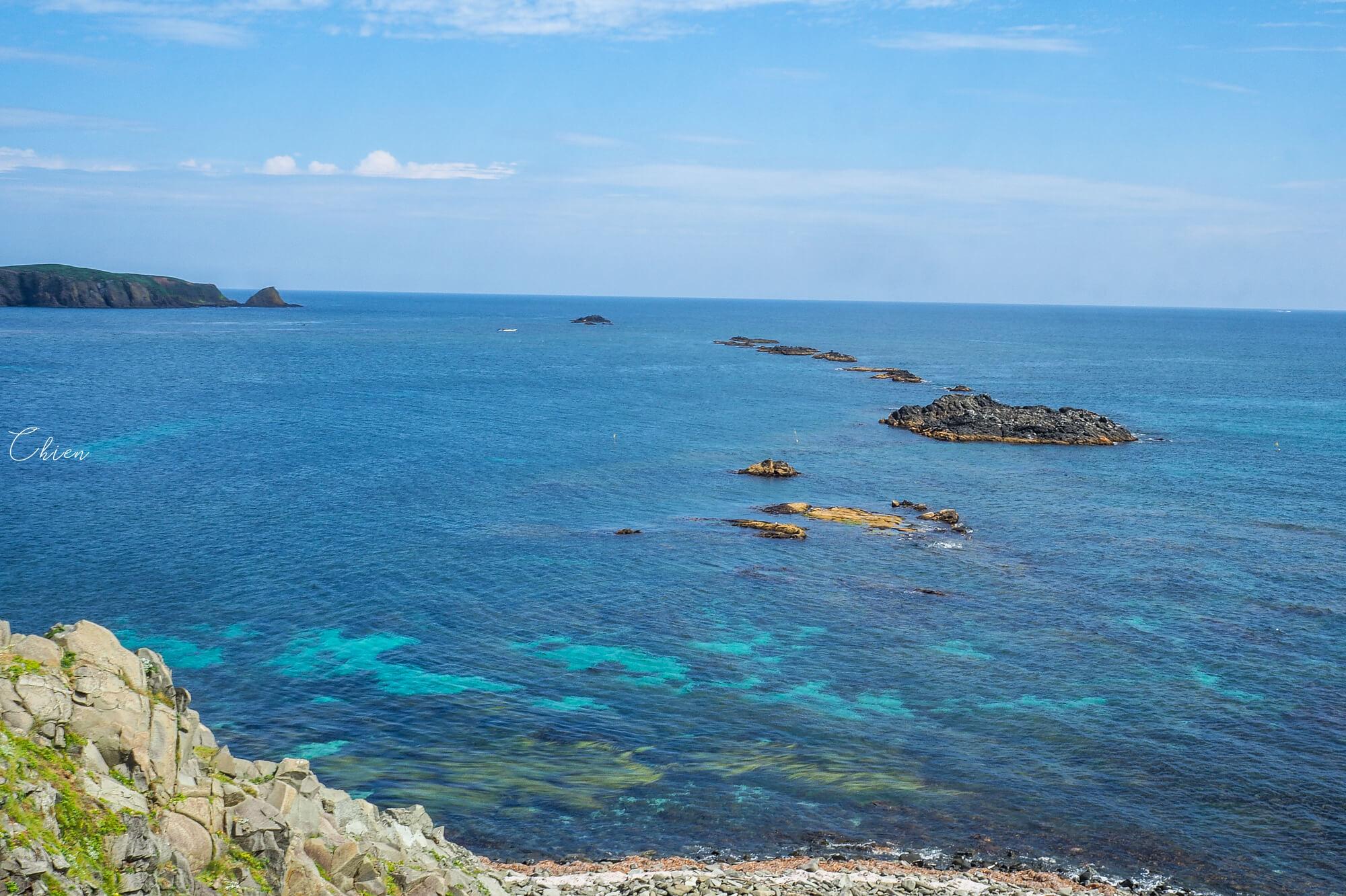 北海道稚內禮文島「須古頓岬」海景景點
