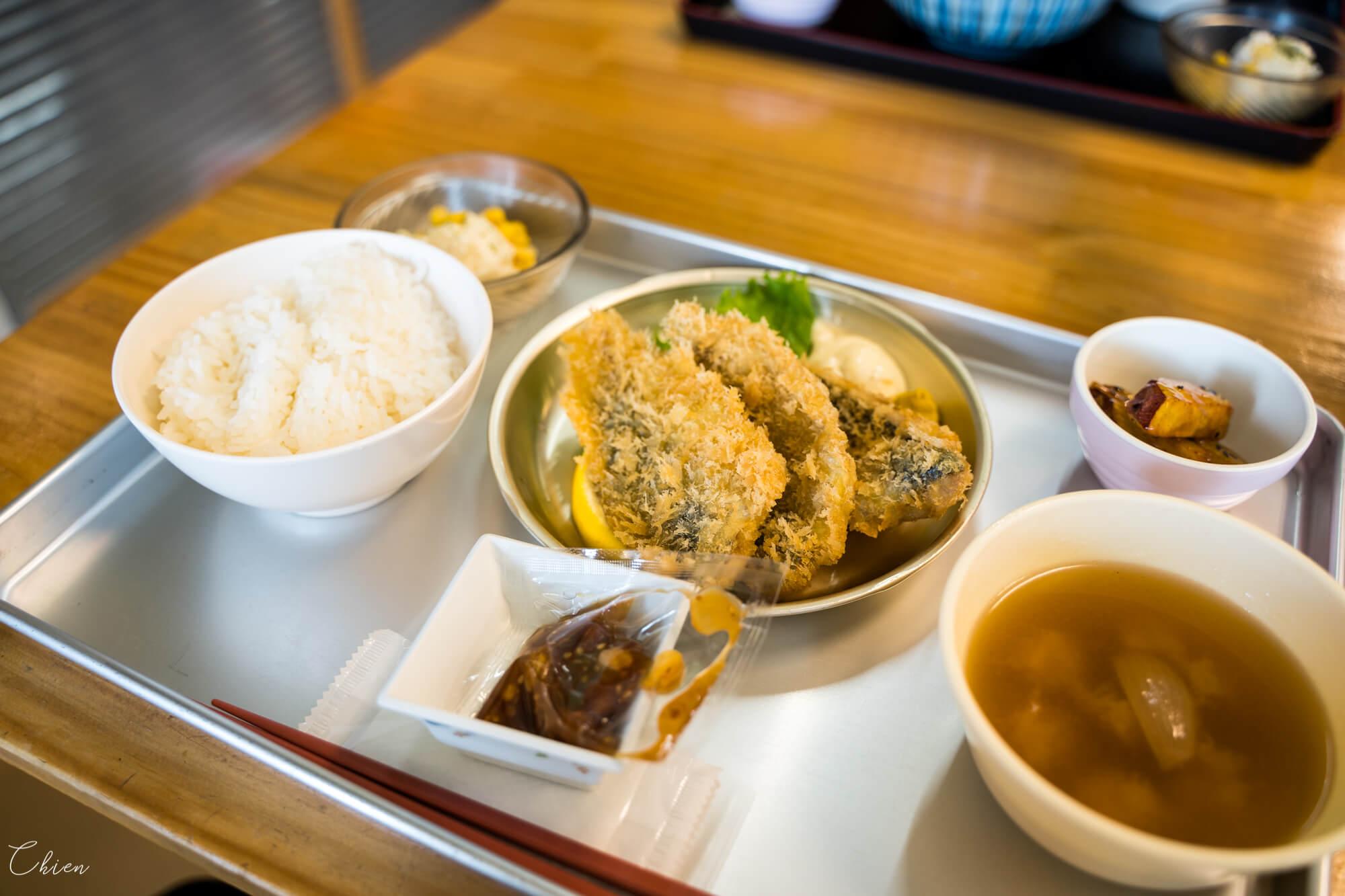 千葉觀光休息站「保田小學」日本小學生營養午餐