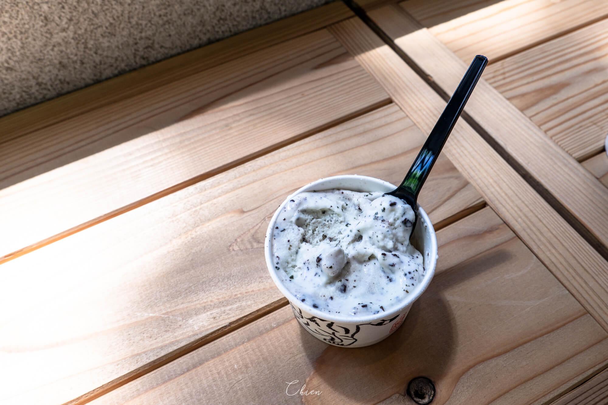 千葉養老溪谷美食 山貓gelato 義式冰淇淋