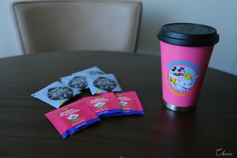 隔離期間良伴!行李準備參考:茶包、日本迪士尼thermo mug