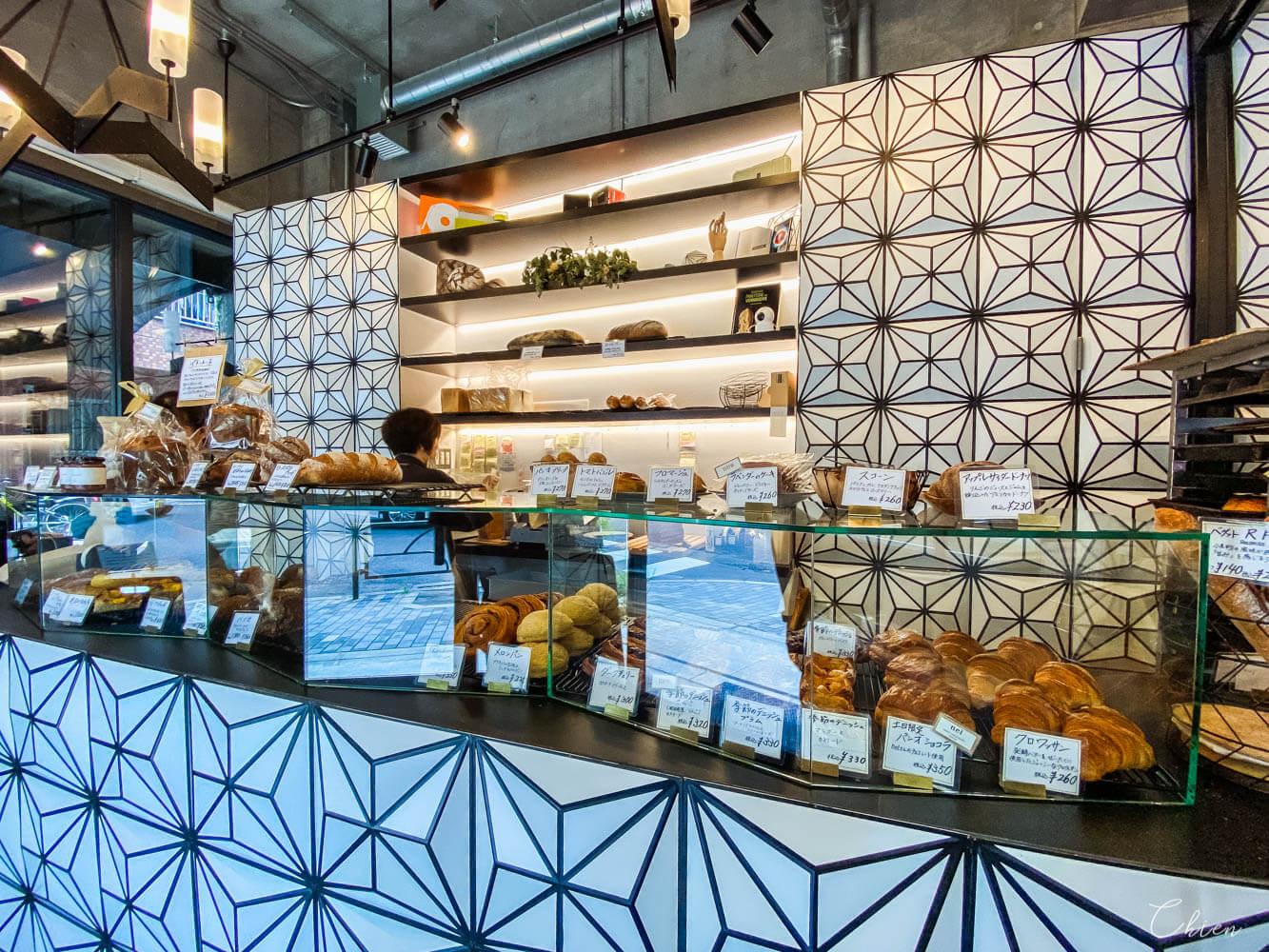 東京La Boulangerie Django 日本麵包地圖