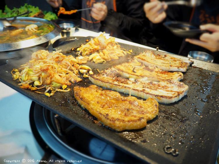 【台北東區】八色烤肉 人氣正宗韓國烤肉 免搭飛機也吃得到