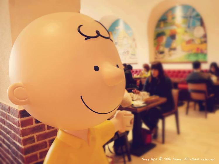 【台中西屯】查理布朗咖啡Charlie Brown Café 史努比主題餐廳(環境篇)