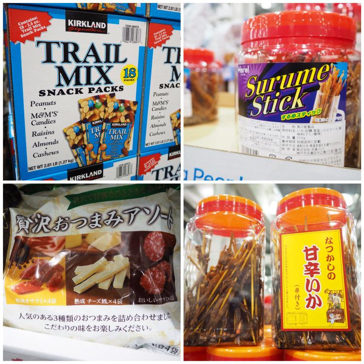 日本Costco 好市多零食