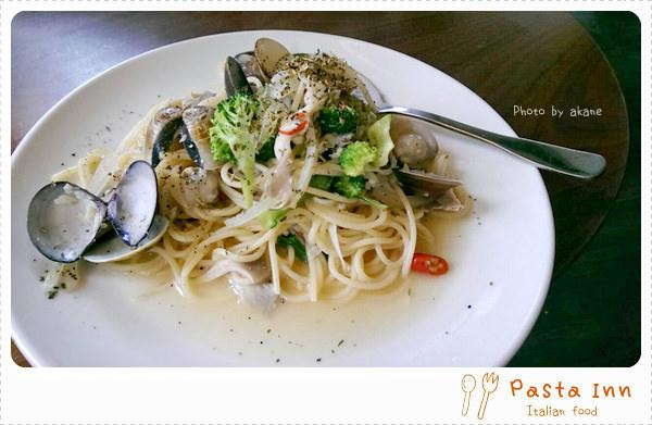 【食記】Pasta inn-近科博館、sogo的巷弄平價義大利麵