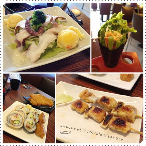 【食記】台中 「花山椒和風料理」 平價美味又超值