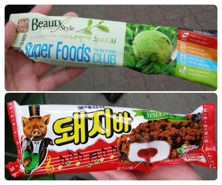 【食記】韓國零食超好買(下)