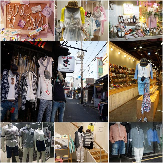 【韓國釜山】街頭直擊 2014春夏 韓國男女流行穿搭