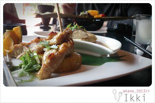 【食記】 ikki藝奇 新日本料理-令人驚豔的創意料理