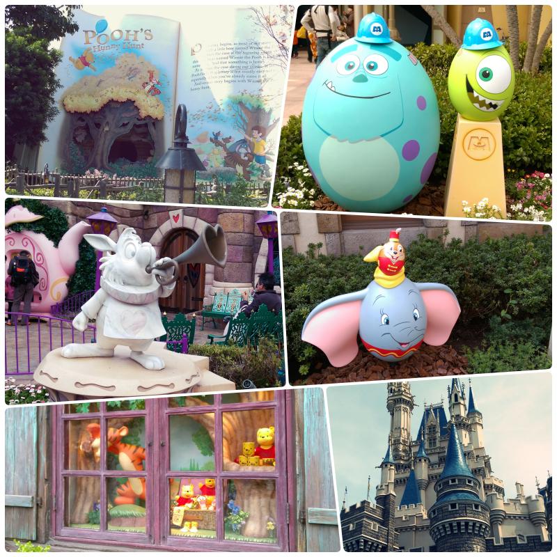 【日本千葉】Tokyo Disney Land東京迪士尼 遊樂設施心得(上)