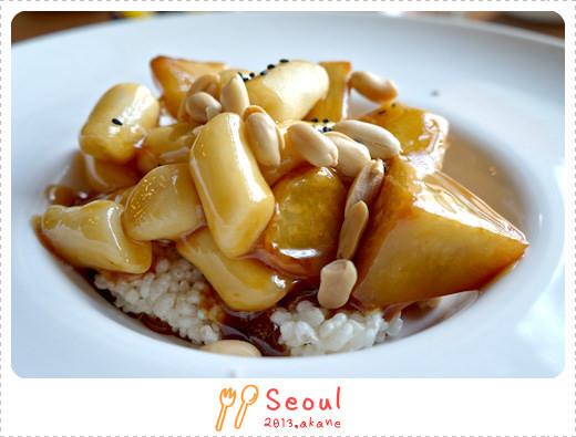 【韓國連鎖】School food 傳統小吃 x 創意料理