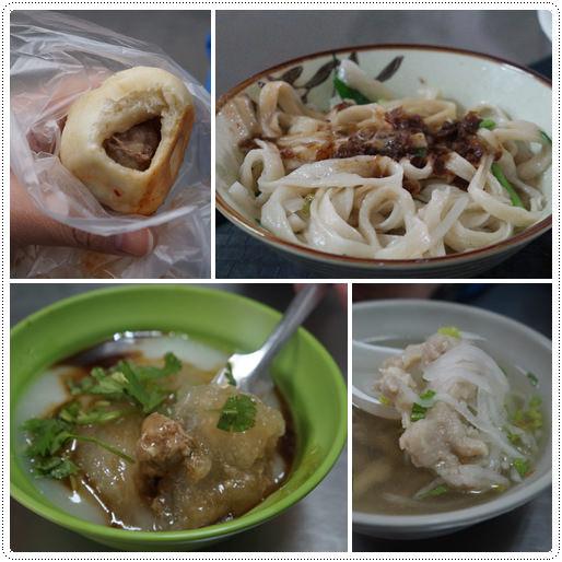 【台中沙鹿,清水】海線美食吃透透(上)-福州包/肉圓/手工擀麵