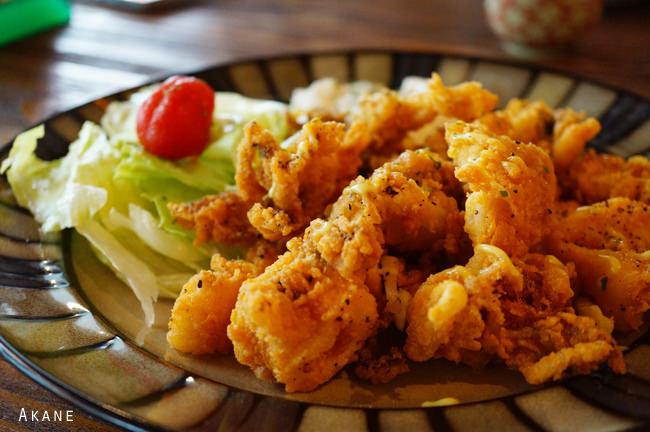 【台中西區】昨日花卷-創意跨界料理,巷內美食又一家