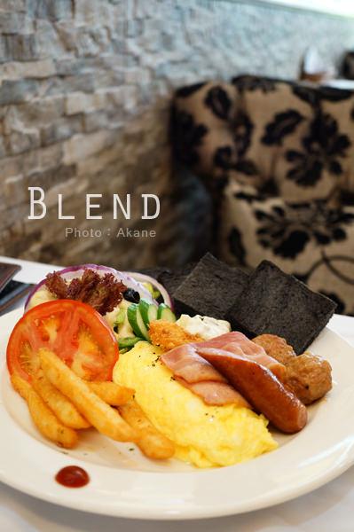 【台中南屯】Blend Brunch 巷弄中的用心早午餐
