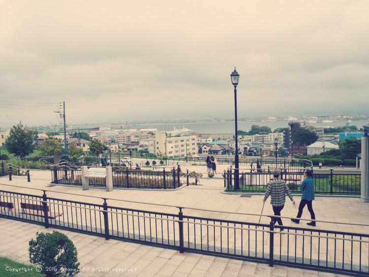 【北海道函館】元町散策:教堂群、元町公園、函館電車