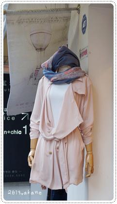 【2013首爾自助】韓國春夏Fashion check!in 新沙洞