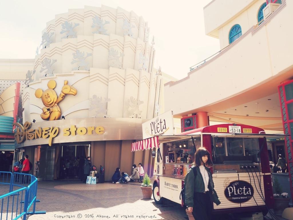 【千葉舞浜站】買到失心瘋!迪士尼旁Ikspiaria 伊克斯皮兒莉購物中心