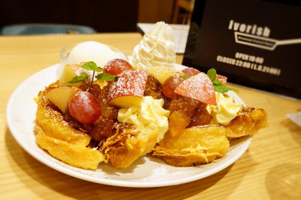 【東京渋谷】Ivorish 法式吐司專賣